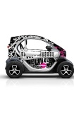 Renault Twizy Kiss by Christophe Guillarme