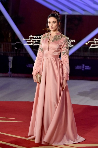 Delphine Wespiser - Festival du Film de Marrakech