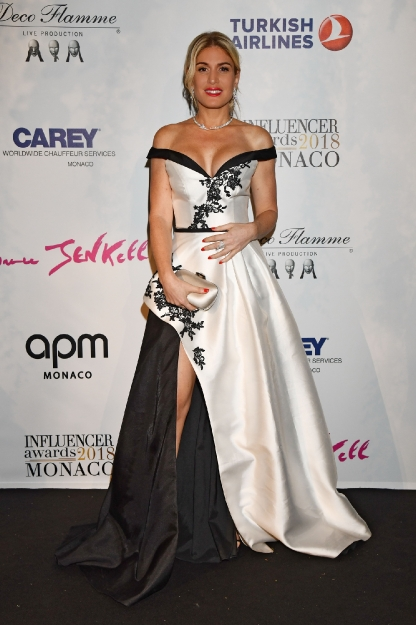Hofit Golan - Gala Influencers Awards Monaco