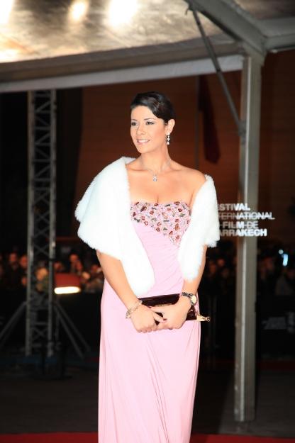 Leila Hadioui - Festival de Marrakech