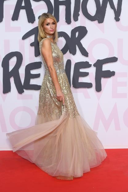 Paris Hilton - Fashion for Relief Cannes
