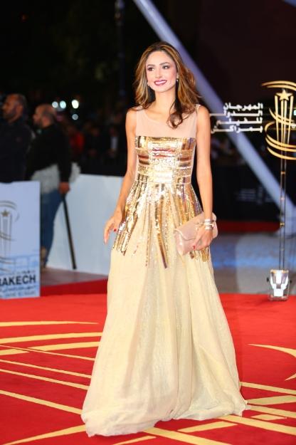 Patricia Contreras - Festival du Film de Marrakech