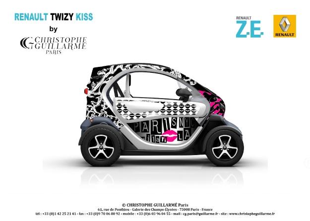 Twizy Kiss