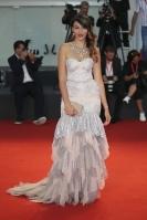 Delphine Wespiser - Festival du Film de Venise