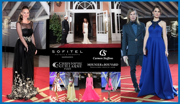 Dressing Christophe Guillarme - Sofitel Marrakech Palais Imperial
