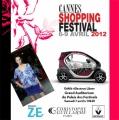 Cannes Shopping Festival 2012 - Défilé Christophe Guillarmé & Renault Twizy